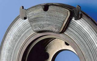 Замена тормозных дисков на автомобиле