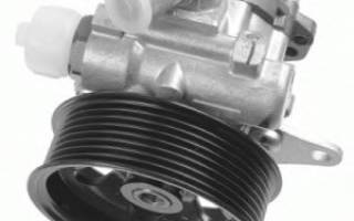 Как заменить насос гидроусилителя руля