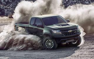 Chevrolet ZR2 станет незаменим для украинского бездорожья