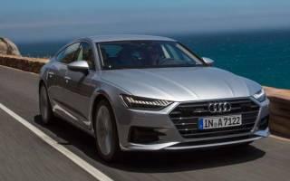 Audi A7 Sportback 2018 в России