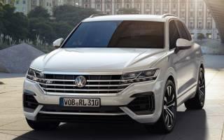 Обзор Volkswagen Touareg 2019
