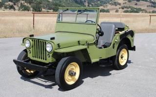 Самые интересные моменты истории бренда Jeep