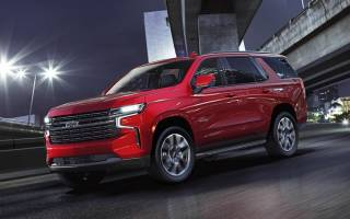 Chevrolet Tahoe RST 2018