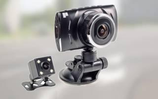 ТОП-6 лучших моделей видеорегистраторов с двумя камерами