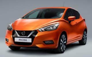 Nissan Micra 2017, полный редизайн хэтчбека