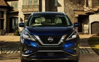 Новый Nissan Murano будут собирать в России